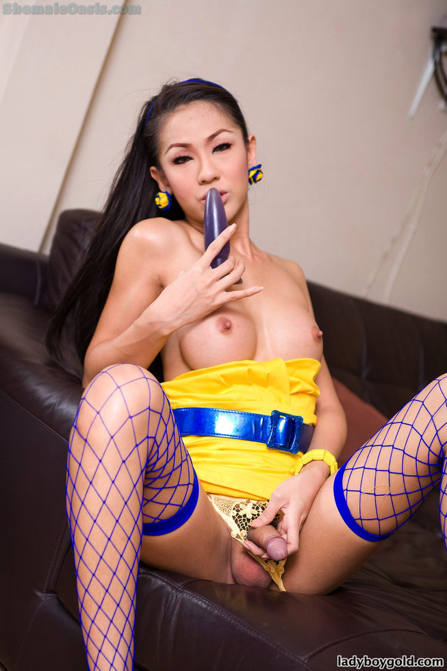 Asian Femboy Oom