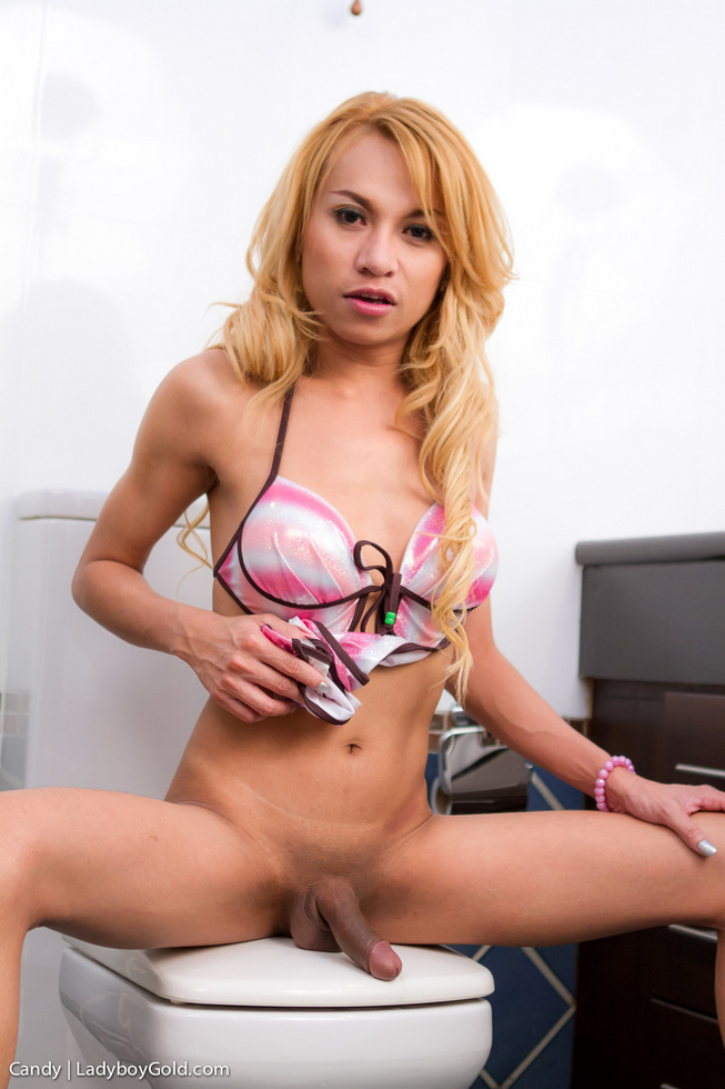 Asian T-Girl Candy