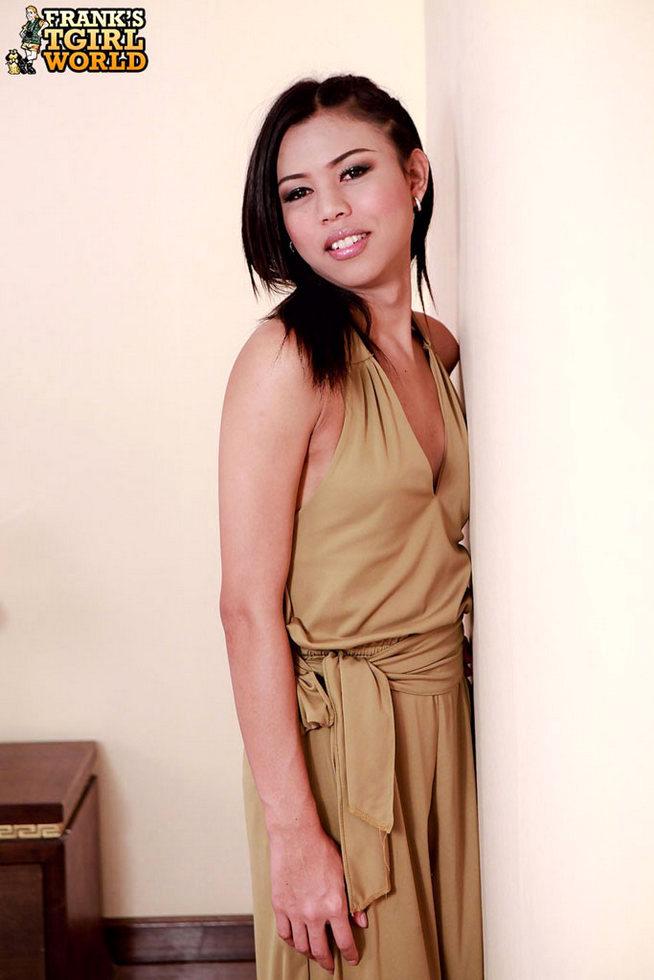 Asian T-Girl Christine