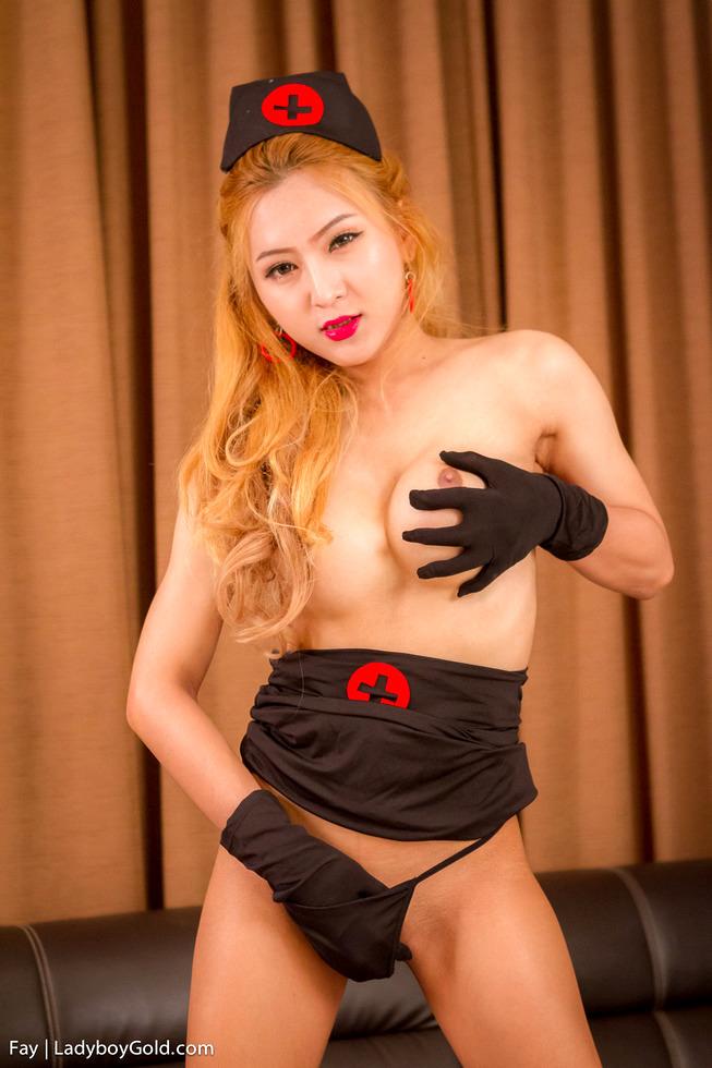 Asian T-Girl Fay