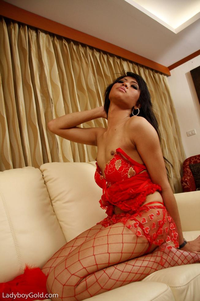 Asian T-Girl Vickee