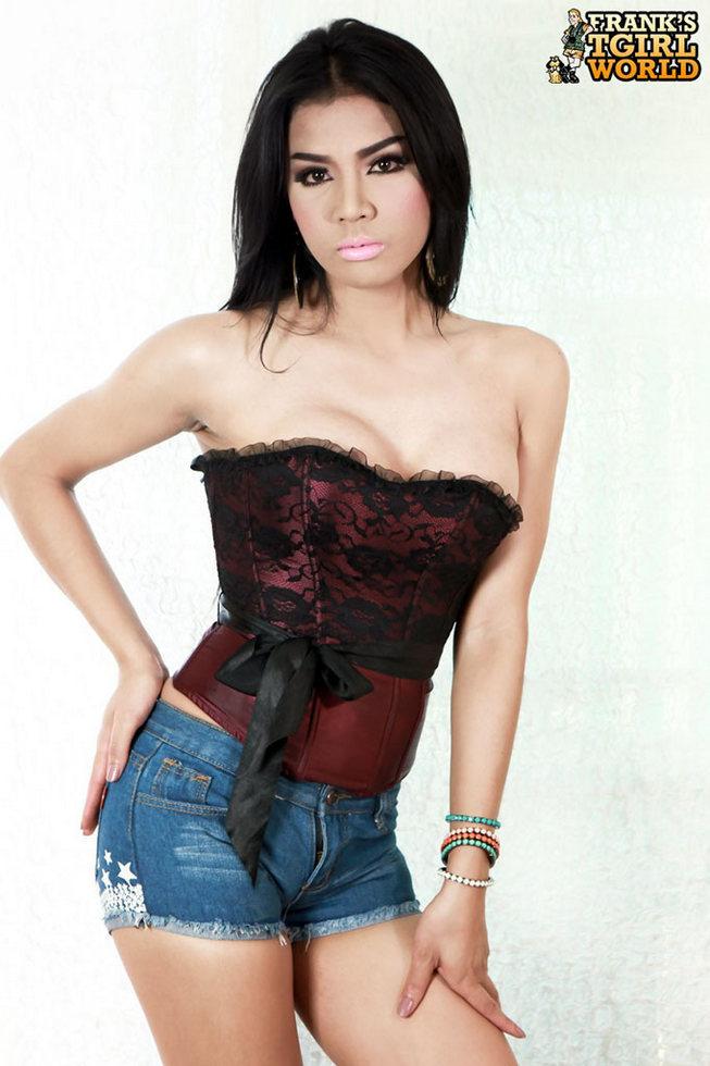 Asian Tgirl Emmy