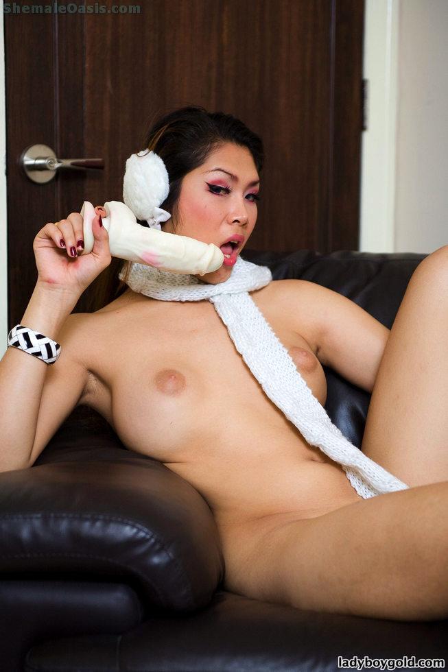 Asian Tgirl Sakura