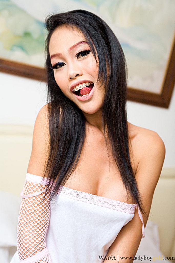 Asian Tgirl Wawa