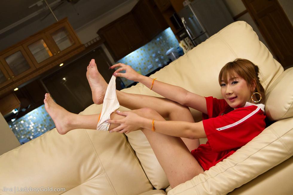 Asian Transexual Jina