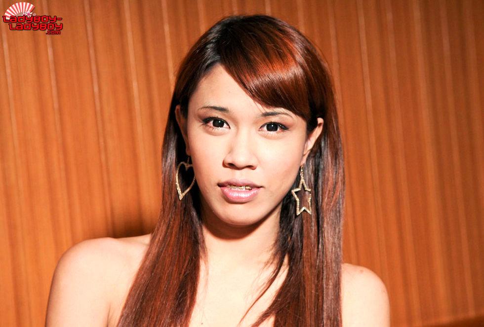 Bangkok Shemale - Young Tgirl From Cascade Bar Bkk