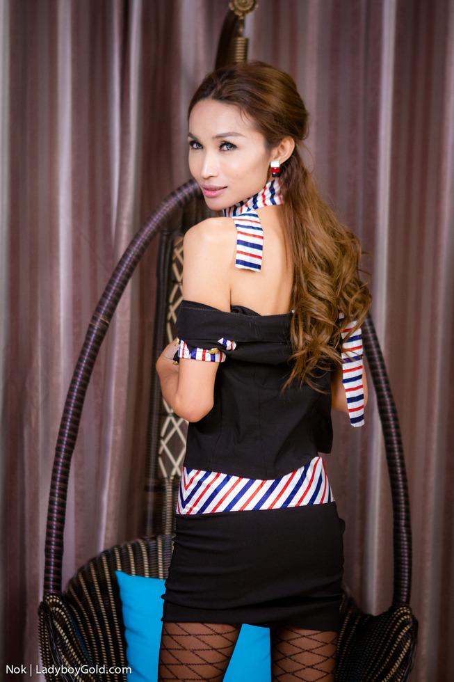 Bangkok T-Girl Nok