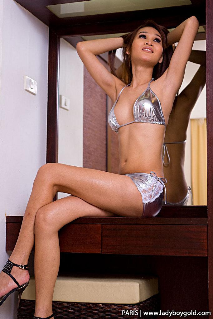 Bangkok T-Girl Paris - Paris Mirror Mirror