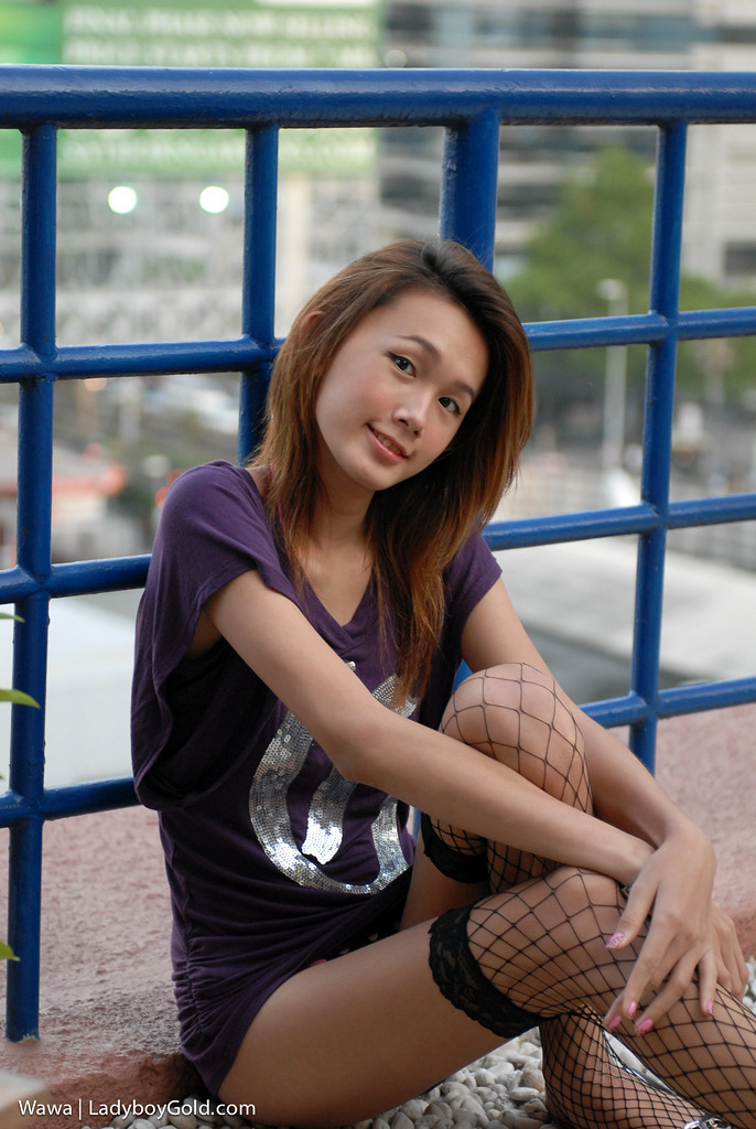 Bangkok T-Girl Wawa
