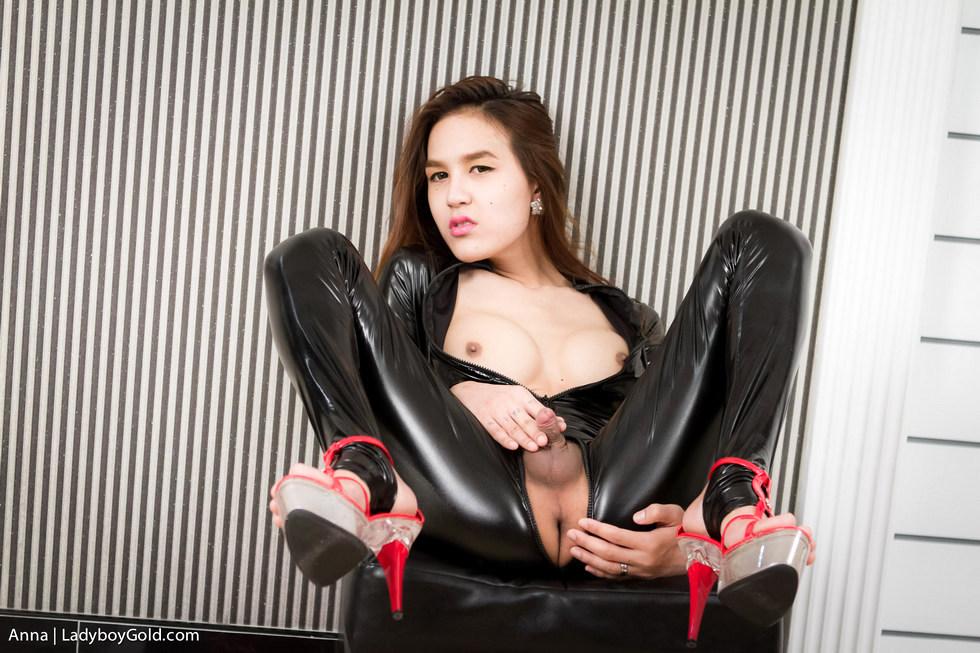 Bangkok Tgirl Anna