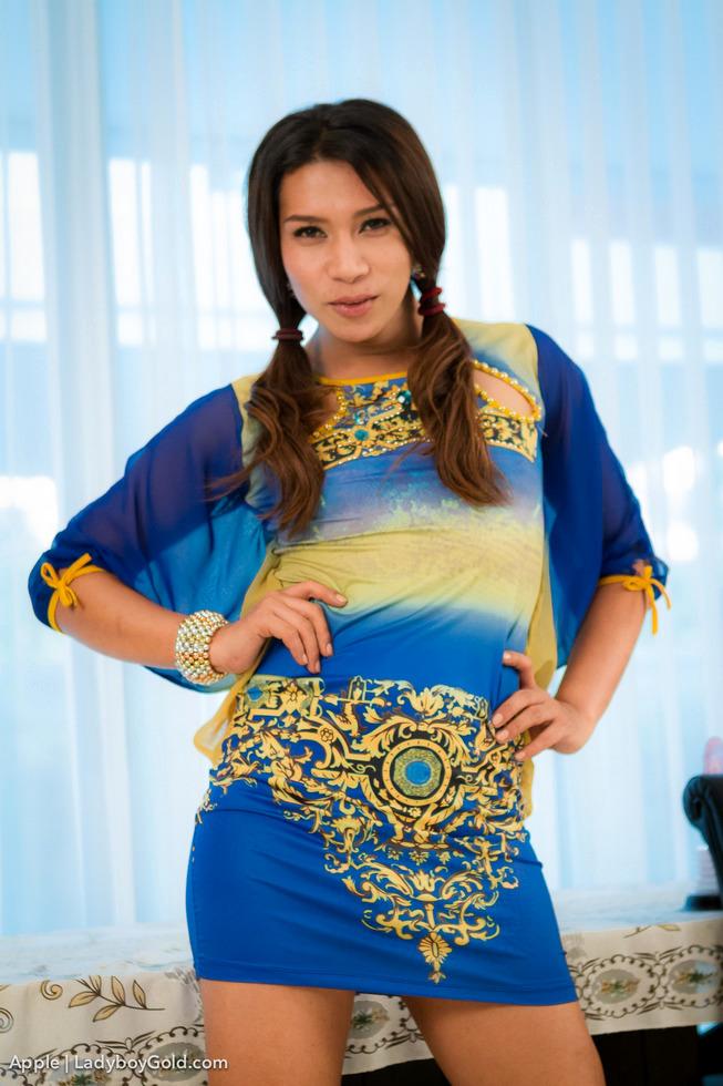 Bangkok Transexual Apple