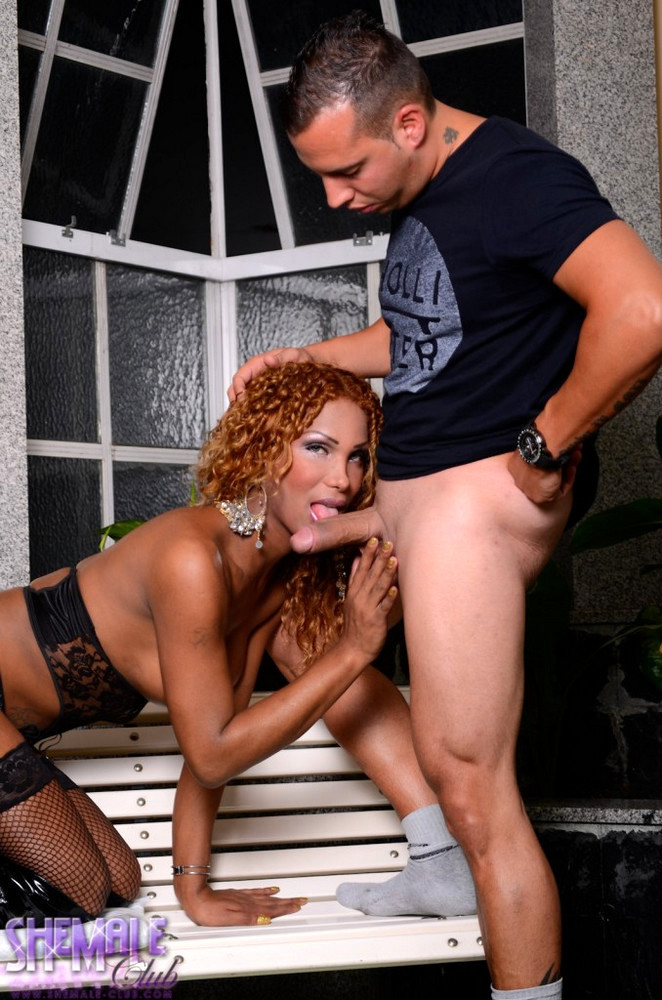 Black Femboy Marielle
