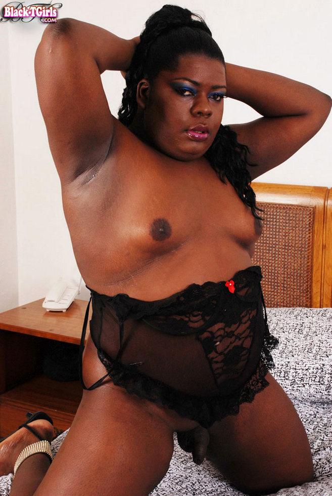 Black Ladyboy Shardy