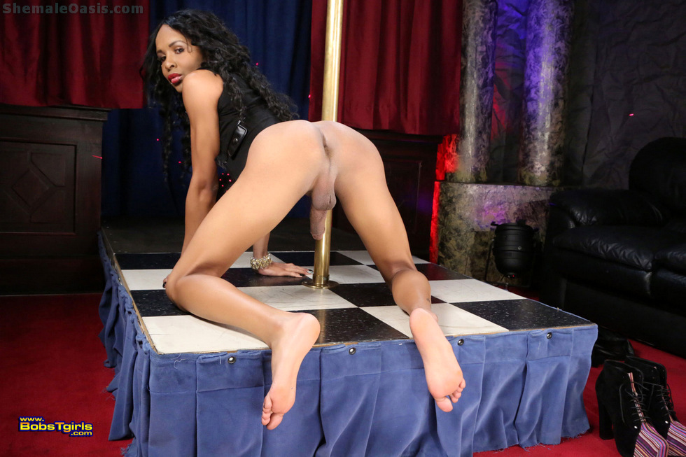 Black T-Girl Chyna
