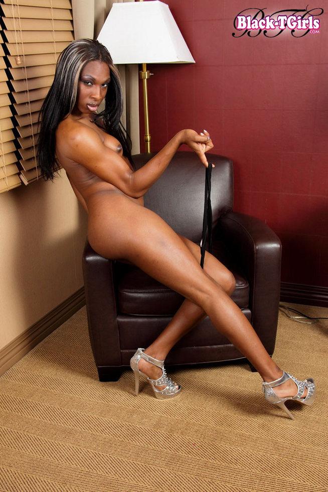 Black Tgirl Aries