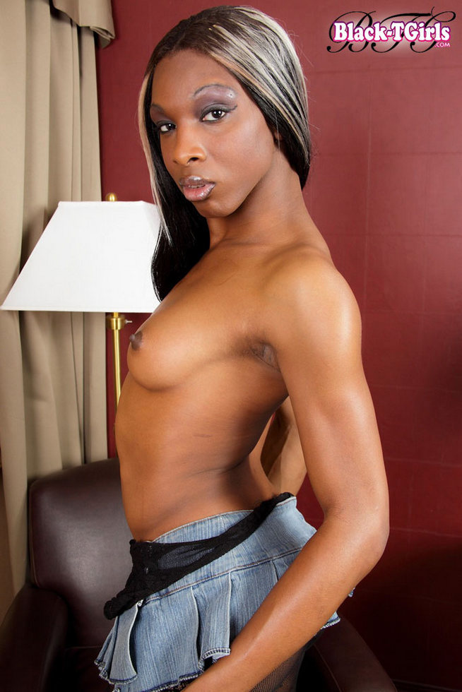 Black Tgirl Aries