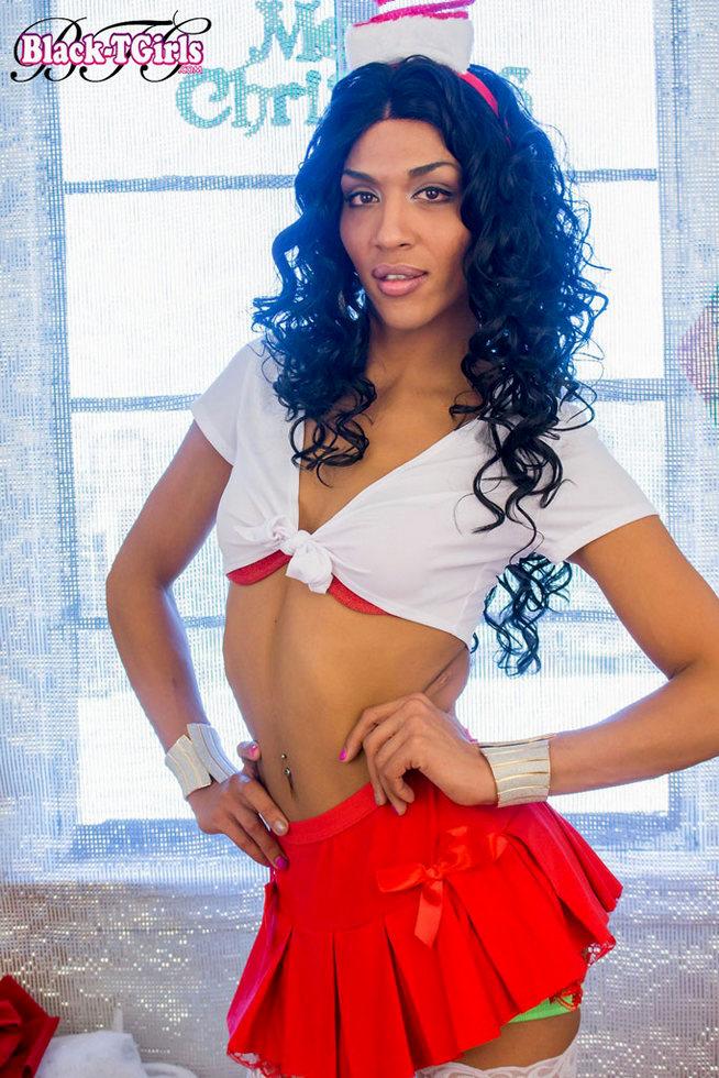 Black Tgirl Carmen Bonita