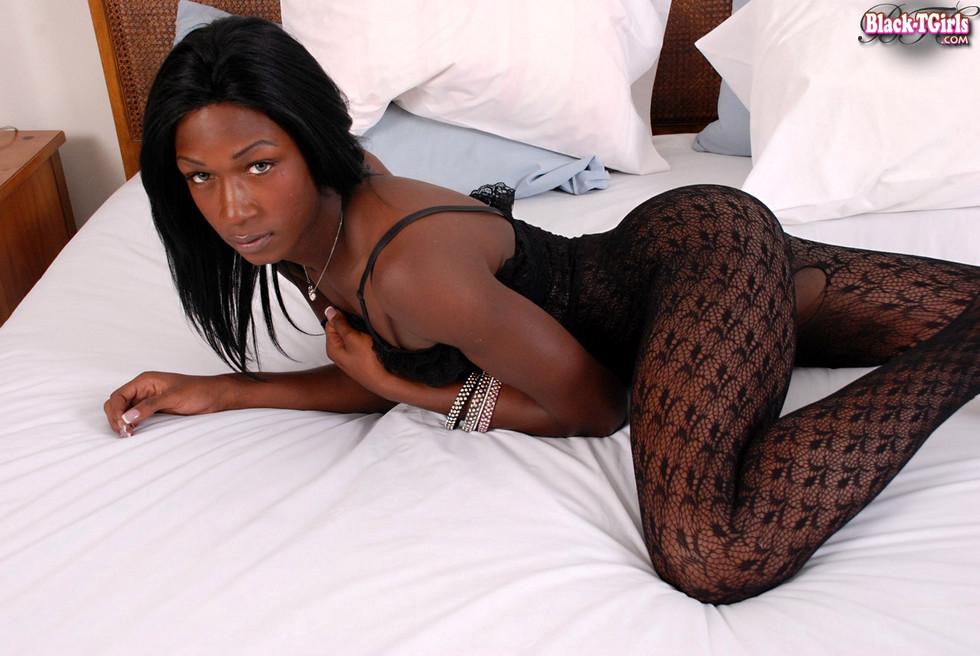 Black Transexual China - China