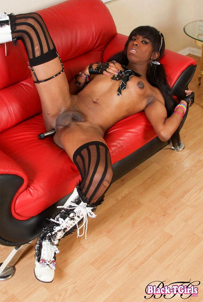 Black Tgirl Crona Valentine - Crona Valentine