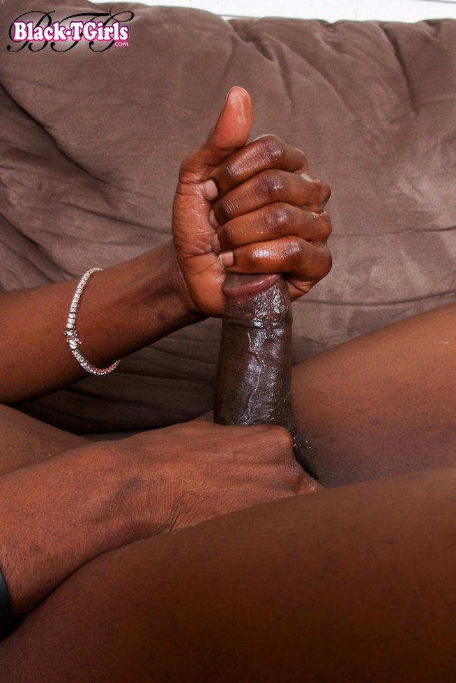 Black Tgirl Ebony