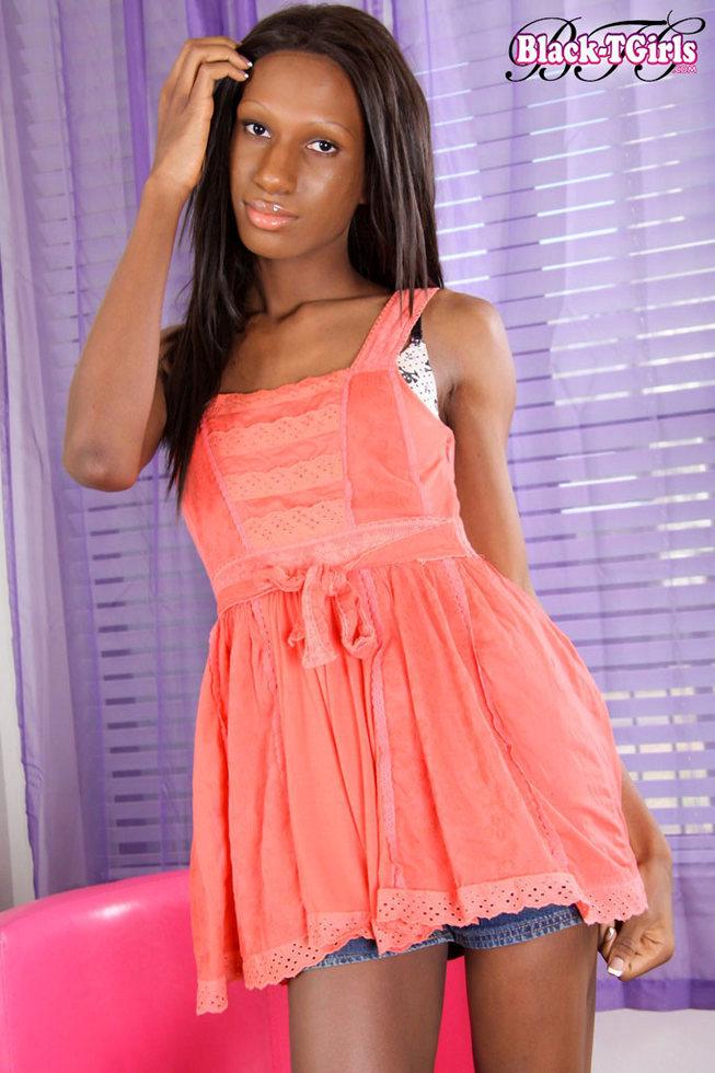 Black Tgirl Estella Nicole