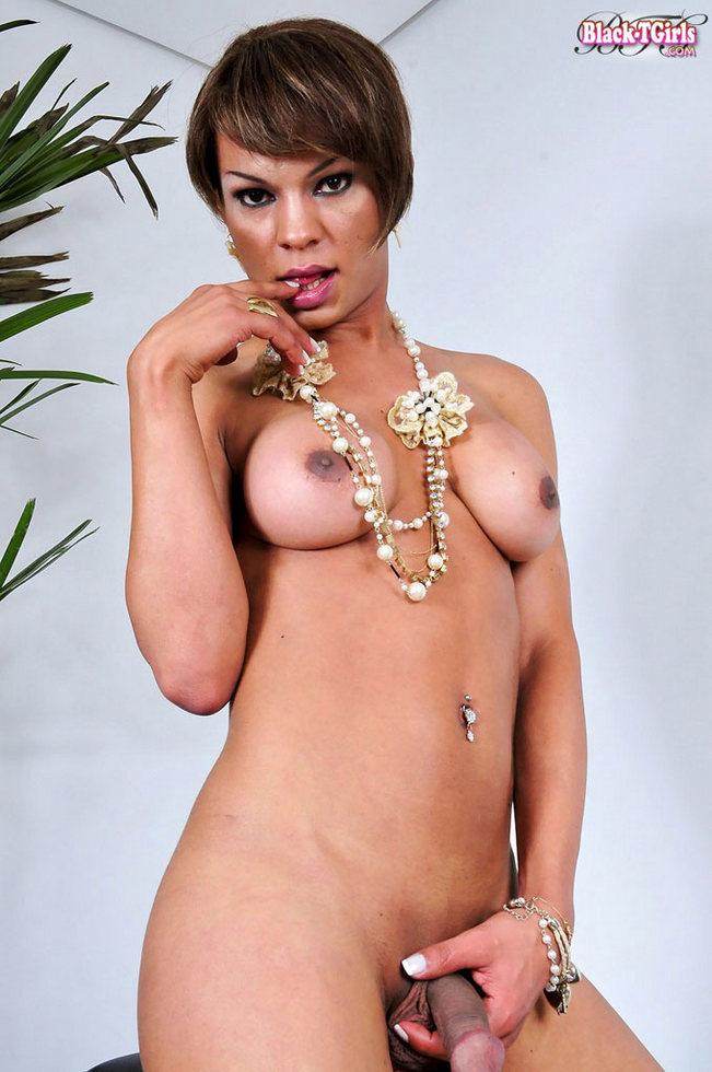 Black Tgirl Jennifer Cortez