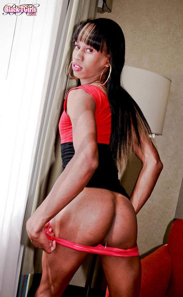 Black Tgirl Jessica