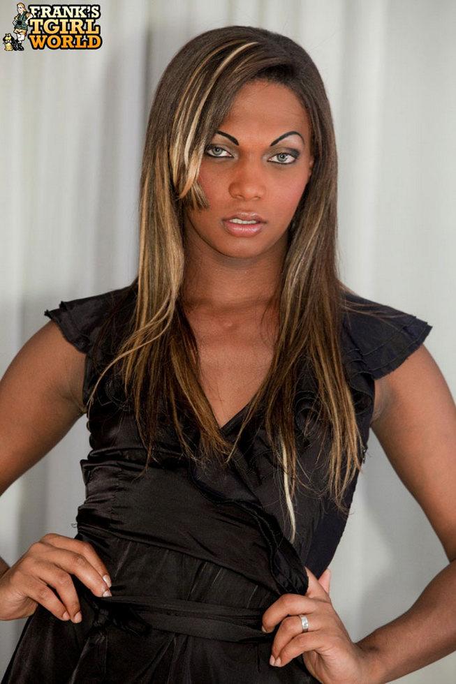 Black Tgirl Sara Chmitz