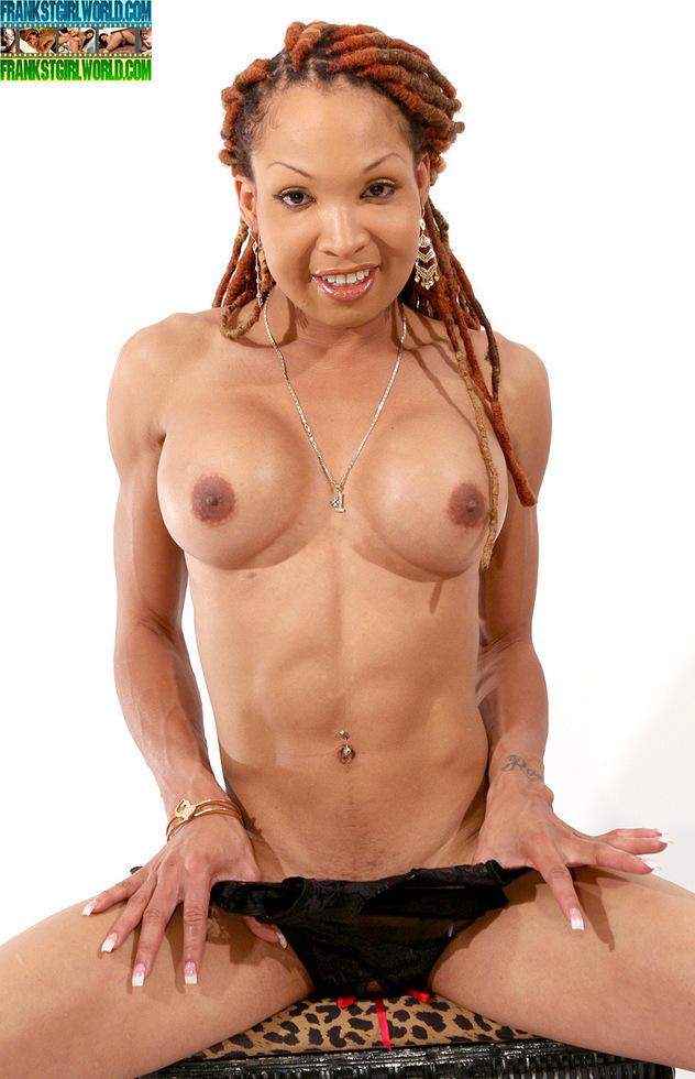 Black Tgirl Vanilla