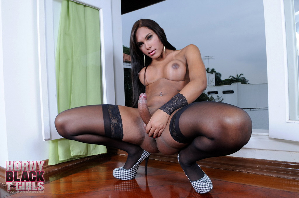 Black Transexual Beatriz Andrade