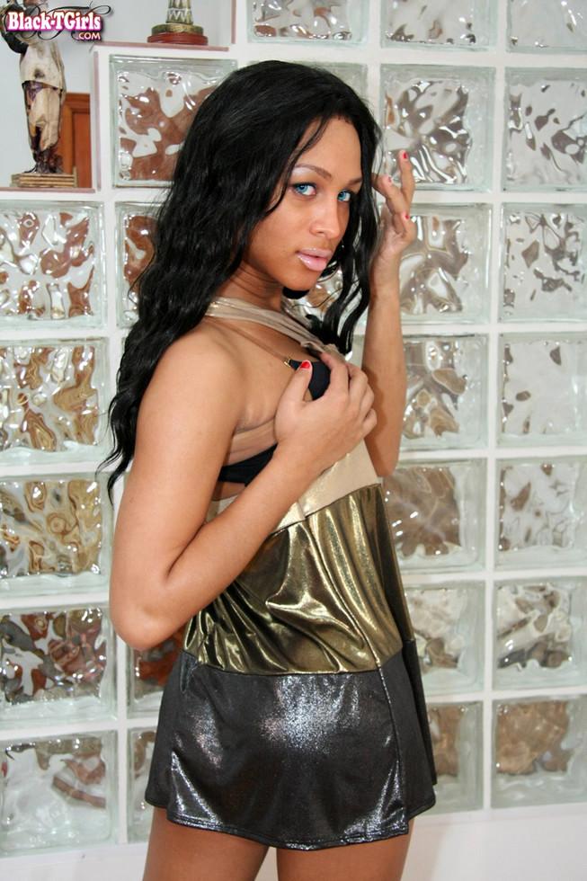 Black Transexual Brenda