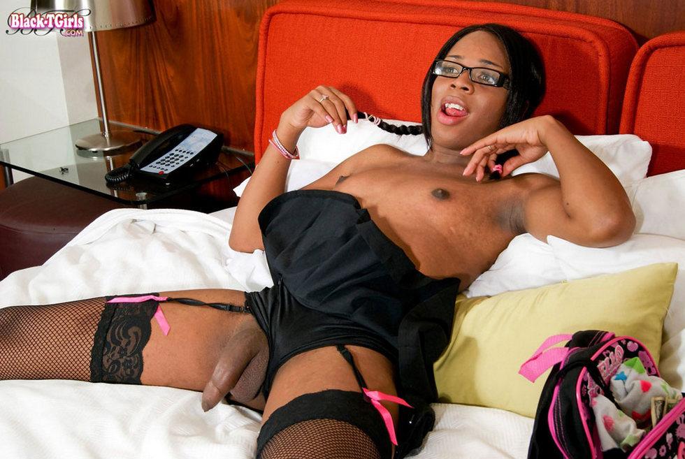 Black Transexual Brooklyn Mattel