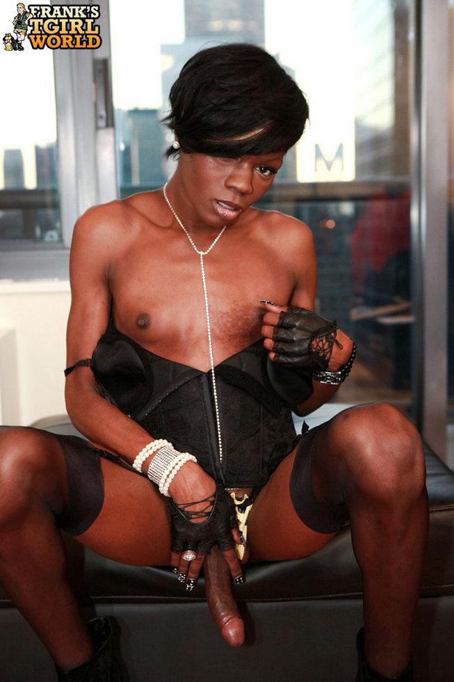 Black Transexual Celeste