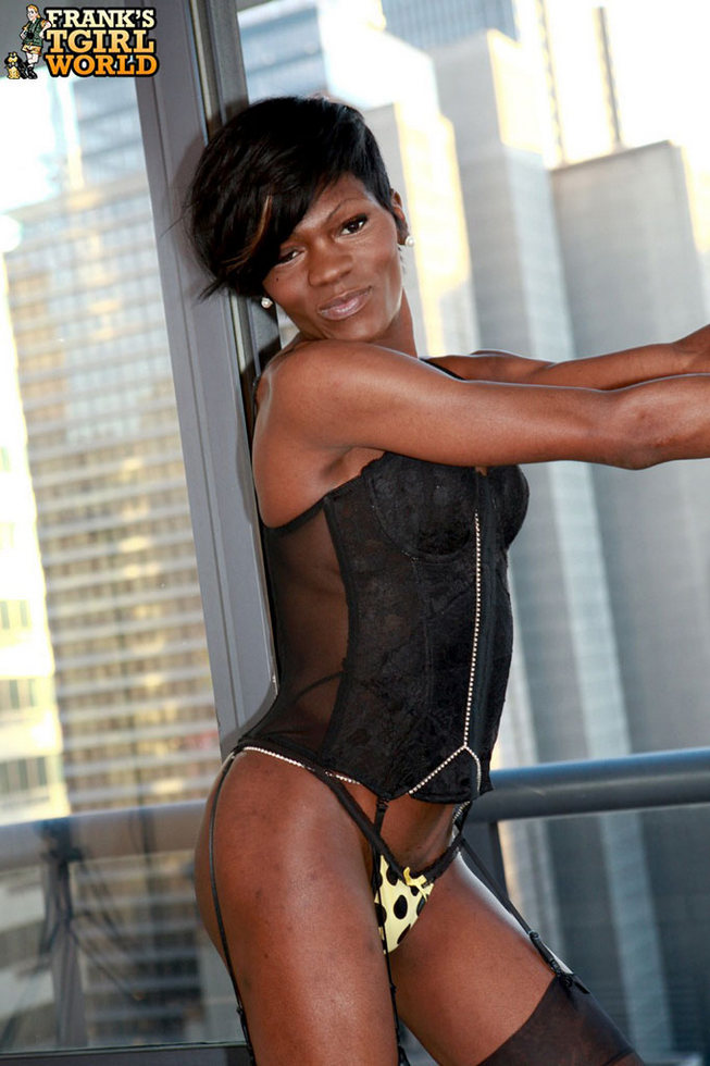 Black Transexual Celeste