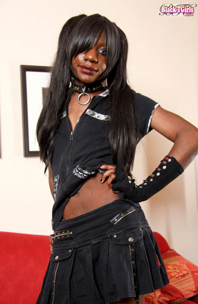 Black Transexual Emma