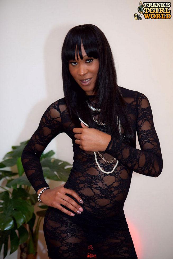 Black Transexual Kayla Biggs - Kayla Biggs Her Tool