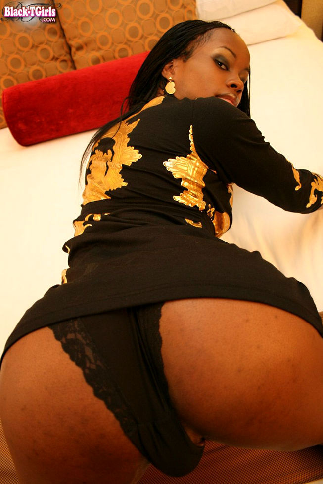 Black Transexual Kelise
