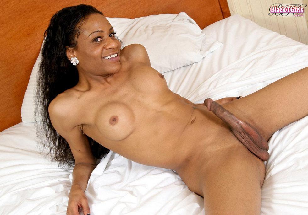 Black Transexual Leah Hardz