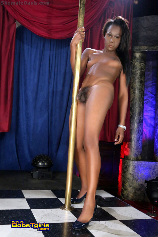 Black Transexual Sanaa