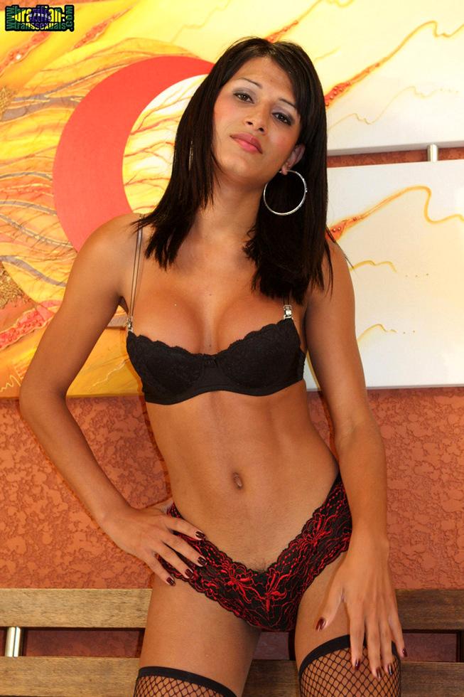 Brazilian Femboy Dayane Oliveira