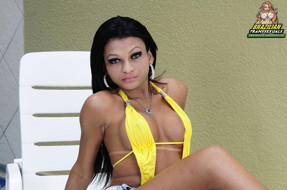Brazilian Femboy Rayssa Barbie