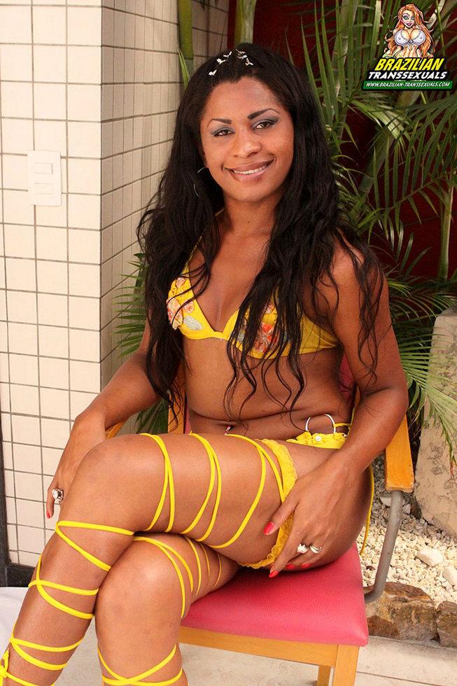 Brazilian Femboy Valeria Olivetto