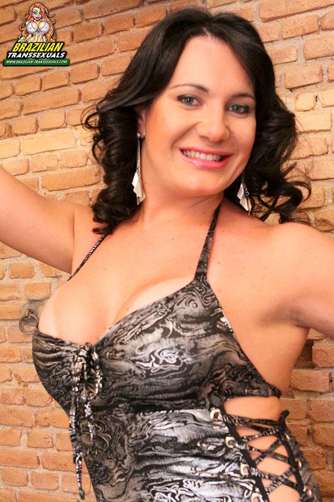 Brazilian Ladyboy Bia Gaucha