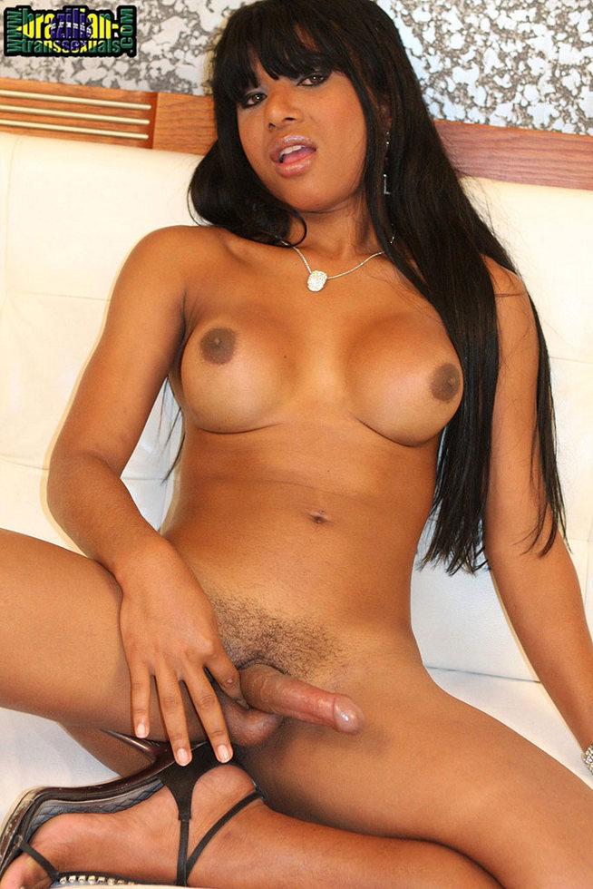 Brazilian Ladyboy Brenda Marcelli