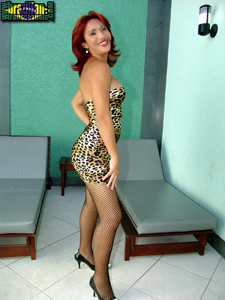 Brazilian Ladyboy Paloma Baroni