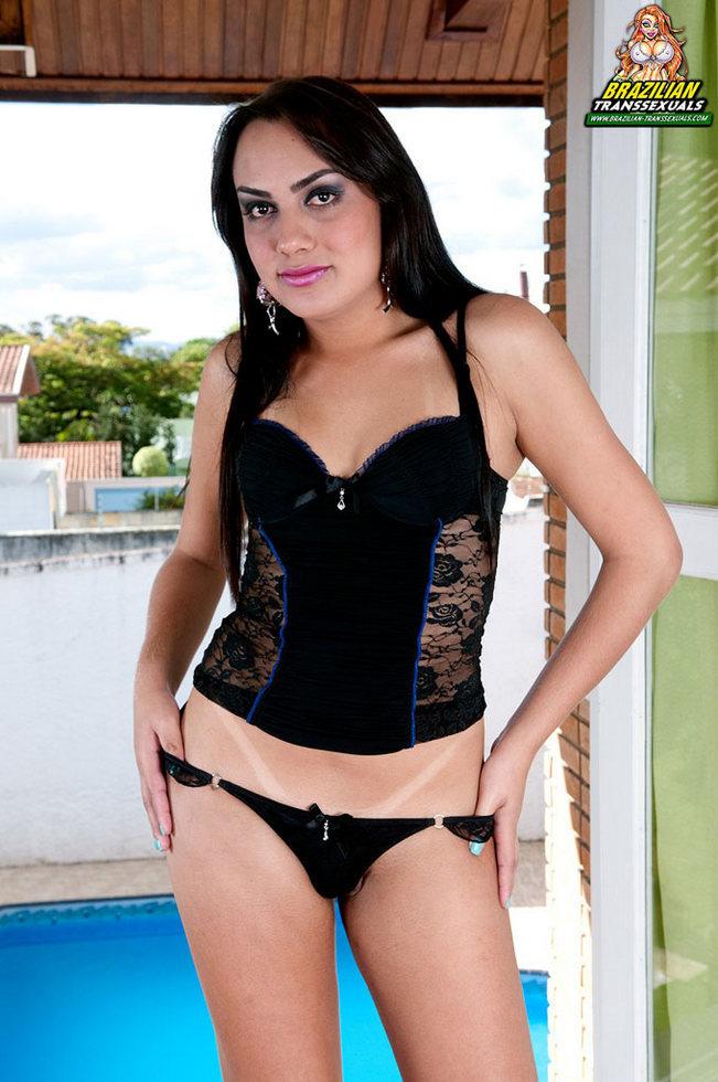 Brazilian T-Girl Bianca Drummond