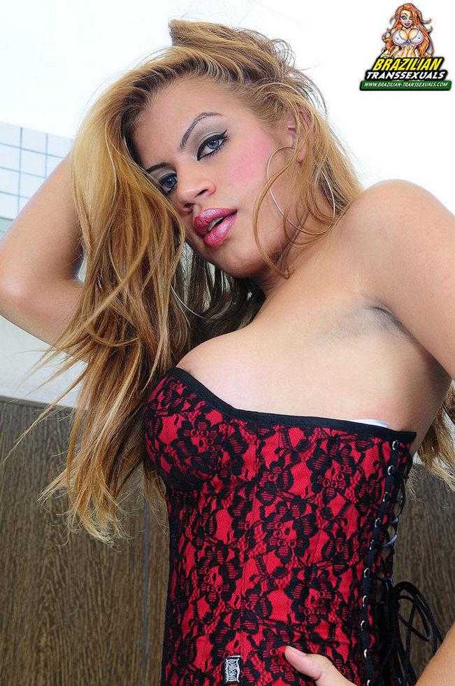 Brazilian T-Girl Brenda Lohan
