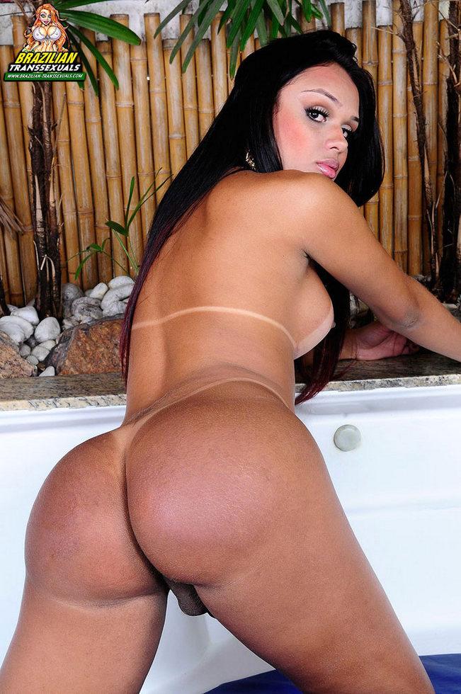 Brazilian T-Girl Camila Klein