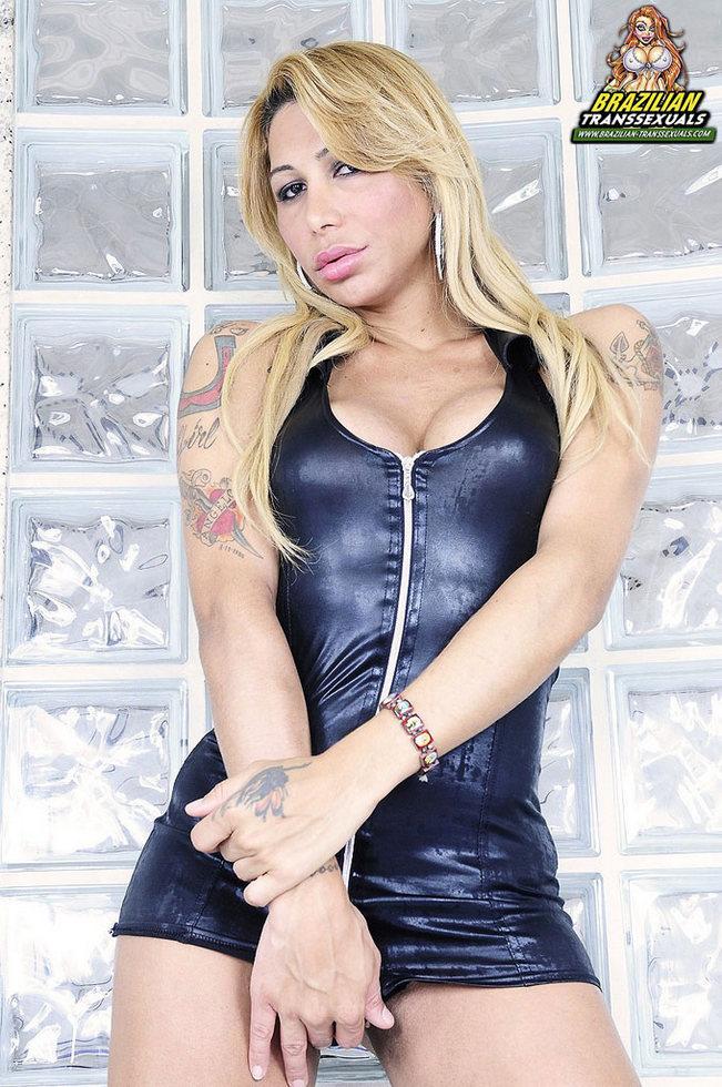 Brazilian T-Girl Carla Tavares