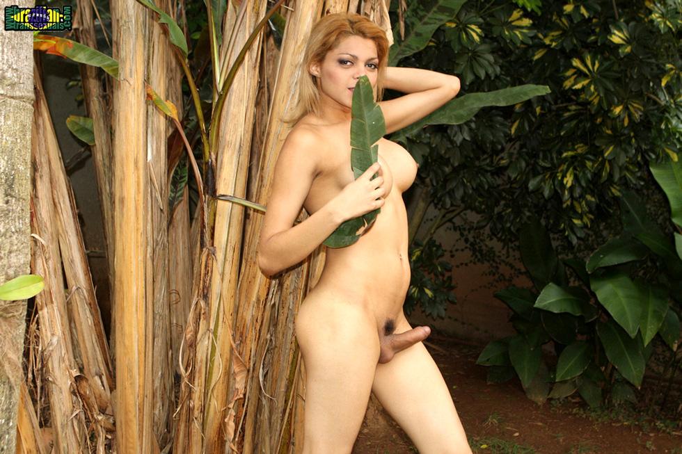 Brazilian T-Girl Gisely Lemos